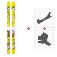 Ski Elan Lhotse 2016 + Fixations randonnée + Peau