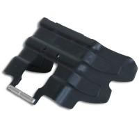 Dynafit Couteaux 110 mm Noir