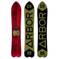 Snowboard Arbor Shreddy Krueger 2016