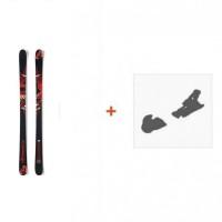 Ski Nordica The Ace Competition 2015 + Fixation de ski