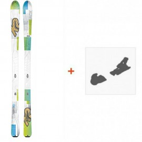 Ski K2 Talkback 80 2016 + Skibindungen
