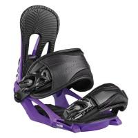 Fixation Snowboard Head NX Fay I Purple 2016