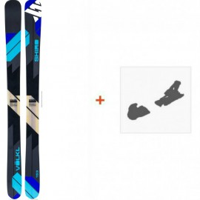 Ski Völkl Shiro Jr 2014 + Fixation de ski