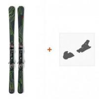 Ski Nordica Fire Arrow 80 Ti Evo + N Pro X-cell Evo 2016