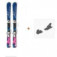 Ski Nordica Little Belle Fastrak + M 4.5 Fastrak 2016