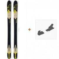 Ski Nordica Nrgy 90 2016 + Fixation de ski