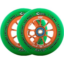 River Jack Colston Sig Wheels 2-Pack Complete 2016