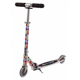 Micro Scooter Sprite M&D Floral Multicolor 2016