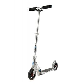 Micro Scooter Speed+ Pure Silver 2016