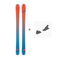Ski Scott Cascade 110 2016 + Fixation de ski