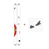 Ski Line Mordecai 2017 + Fixation de ski