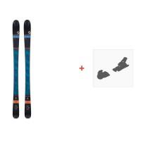 Ski Scott Reverse 2016 + Fixation de ski