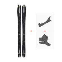 Ski Dynastar Mythic 97 + ski bindung + Felle 2018