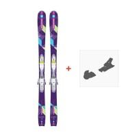 Ski Dynastar Glory 79 + Xpress W 11 2017