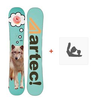 Snowboard Artec Bird 2013 + Fixation