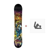 Snowboard Flow Quantum 2011 + Fixations