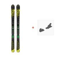 Ski Head Monster 98 2017 + Fixation de ski