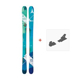 Ski Atomic Vantage Wmn 95 C 2017 + Ski Bindings