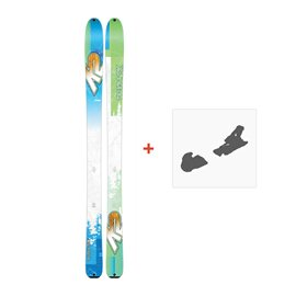 Ski K2 Talkback 96 2017 + Fixation Ski