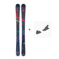 Ski Nordica ACE J 2017 + M 7.0 FASTRAK WB