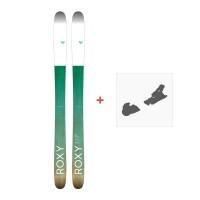 Ski Roxy Shima 106 2017 + Ski bindings