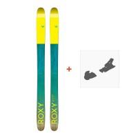 Ski Roxy Shima 96 2017 + Ski bindings