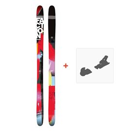 Ski Faction Soma 2017 + Fixation de ski