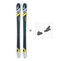 Ski Nordica Nrgy 90 2017 +  Fixation de ski
