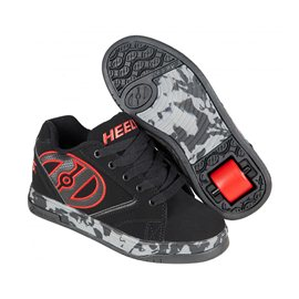 Heelys Chaussures Propel 2.0 Black/Red/Confetti 2017