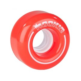 Rookie Quad Wheels All Star (4 Pack) Red 2017