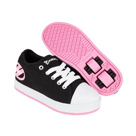 Heelys Chaussures X2 Fresh Black/Pink 2017