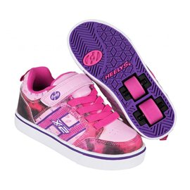 Heelys Chaussures X2 Bolt Pink/Purple/Space 2017
