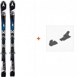 Ski Atomic Blackeye Ti Arc + Xto 12 2016 ( SECOND HAND : used one season )
