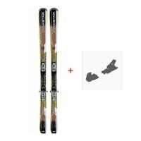 Ski Dynastar Outland 80 + Look NX 11 Fluid 2013 ( OCCASION utilisé 1 saison )