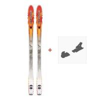 Ski Dynastar Cham 87 + Look NX 11 2014 ( OCCASION utilisé 1 saison )