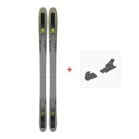 Ski Salomon QST 92 2018 + Fixation de ski