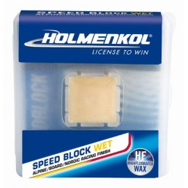 Holmenkol Speed Block WET 2017