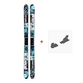 Ski Amplid Provoke 2017 + Ski bindings