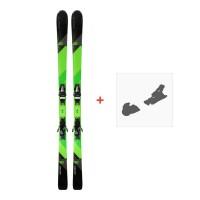 Ski Elan Amphibio 80 TI PS + ELX 11.0 2018