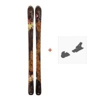 Ski Dynastar Exclusive Legend Eden 2011 + Fixation de ski