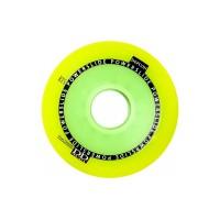 PowerslideWheel Defcon Yellow, 80 mm, 85A 2017