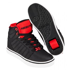 Heelys Chaussures Uptown Black/Red Ballistic 2017