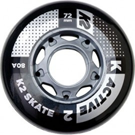 K2 72 Mm Active Wheel 4-pack  2017