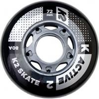 K2 72 Mm Active Wheel 4-pack  2017