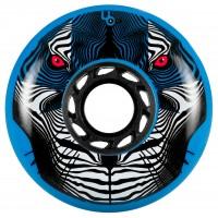 Undercover Tiger (Bullet Radius) Blue Wheels