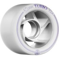 Rollerbones Quad Wheels Turbo Aluminium White/Purple 2017