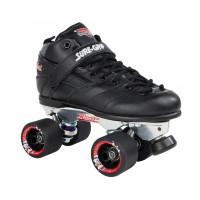Suregrip Quad Skates Rebel Avanti Aluminium Black 2016