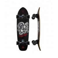 """Surf Skate Carver 33.5 Yoga Dora Pro Model 33.5\\"""" Complete"""