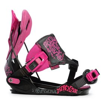 Flow Minx-SE Hot Pink 2014