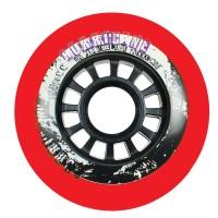 Powerslide Hurricane Red Wheel 4-pack 2017